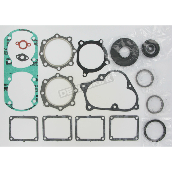 Winderosa 2 Cylinder Complete Engine Gasket Set - 711168B