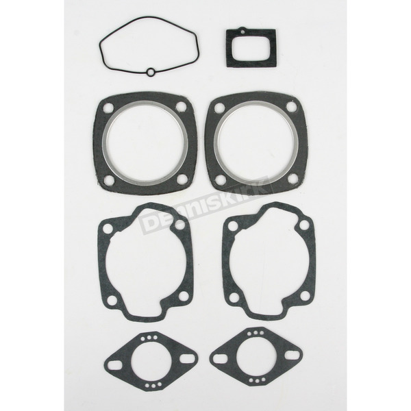 2 Cylinder Full Top Engine Gasket Set - 710023