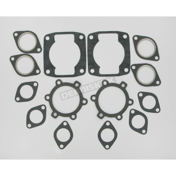 Winderosa 2 Cylinder Full Top Engine Gasket Set - 710063