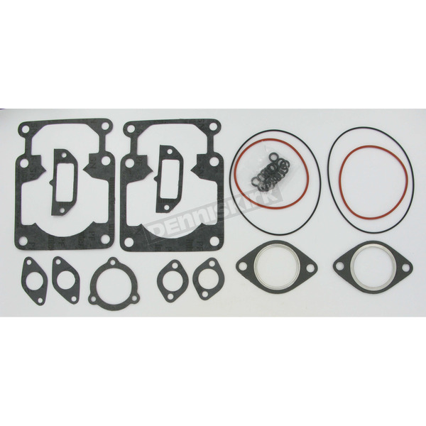 Winderosa 2 Cylinder Full Top Engine Gasket Set - 710063D