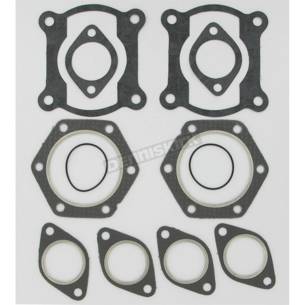Winderosa 2 Cylinder Full Top Engine Gasket Set - 710110C