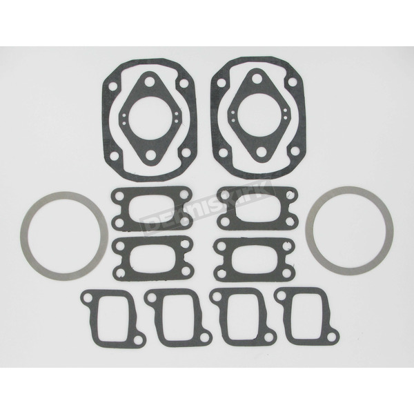 Winderosa 2 Cylinder Full Top Engine Gasket Set - 710162