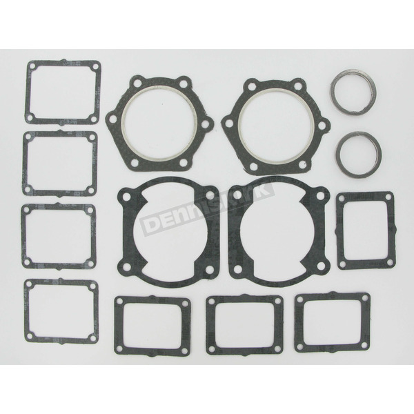 Winderosa 2 Cylinder Full Top Engine Gasket Set - 710167