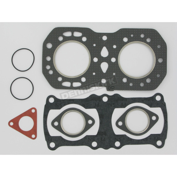 Winderosa 2 Cylinder Full Top Engine Gasket Set - 710187
