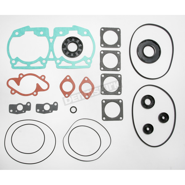 Winderosa 2 Cylinder Complete Engine Gasket Set - 711197