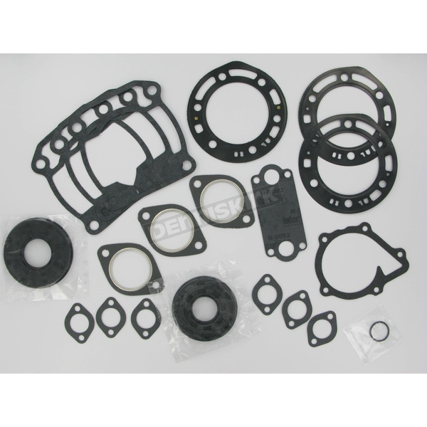 Winderosa 3 Cylinder Complete Engine Gasket Set - 711199