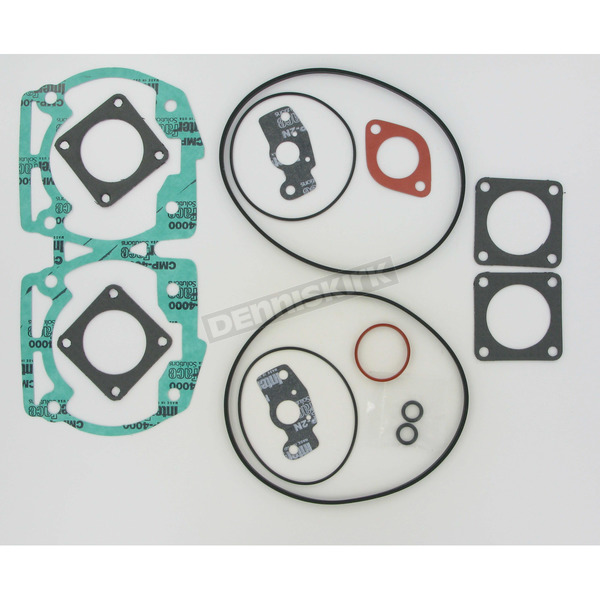 Winderosa 2 Cylinder Full Top Engine Gasket Set - 710215