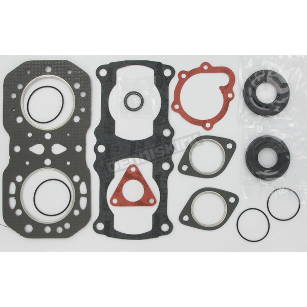 Winderosa 2 Cylinder Complete Engine Gasket Set - 711208