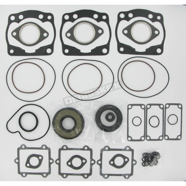 Winderosa 3 Cylinder Complete Engine Gasket Set - 711216
