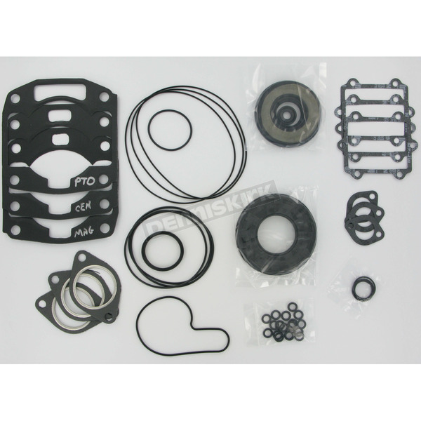 Winderosa 3 Cylinder Complete Engine Gasket Set - 711217