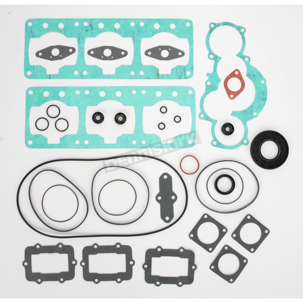 Winderosa 3 Cylinder Complete Engine Gasket Set - 711213