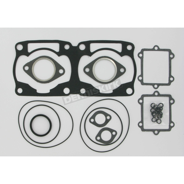 Winderosa 2 Cylinder Full Top Engine Gasket Set - 710225