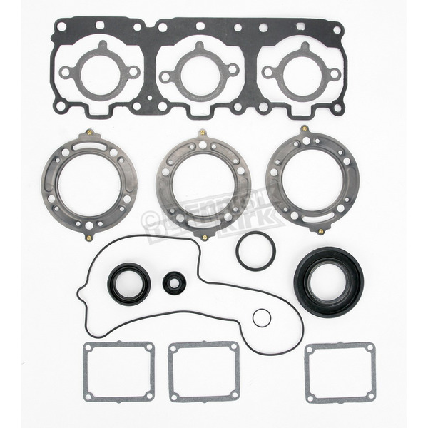 Winderosa 3 Cylinder Complete Engine Gasket Set - 711241