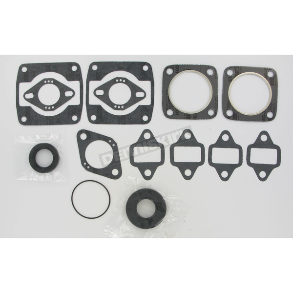 Winderosa 2 Cylinder Complete Engine Gasket Set - 711020
