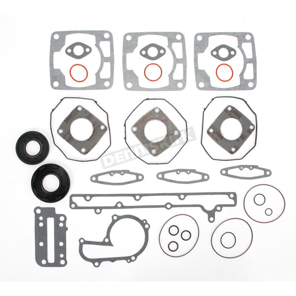 Winderosa 3 Cylinder Complete Engine Gasket Set - 711254