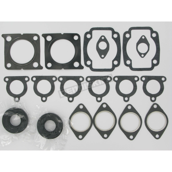 Winderosa 2 Cylinder Complete Engine Gasket Set - 711244
