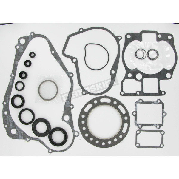 Moose Complete Gasket Set with Oil Seals - M811823