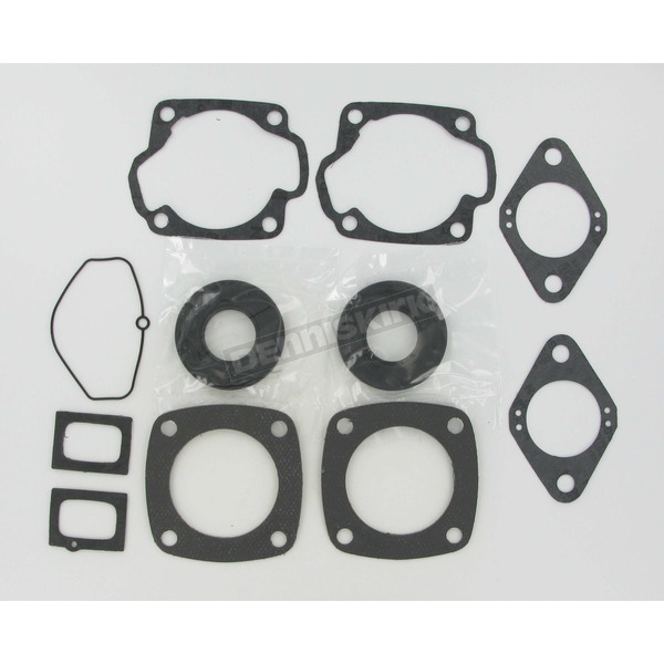 Winderosa 2 Cylinder Complete Engine Gasket Set - 711117