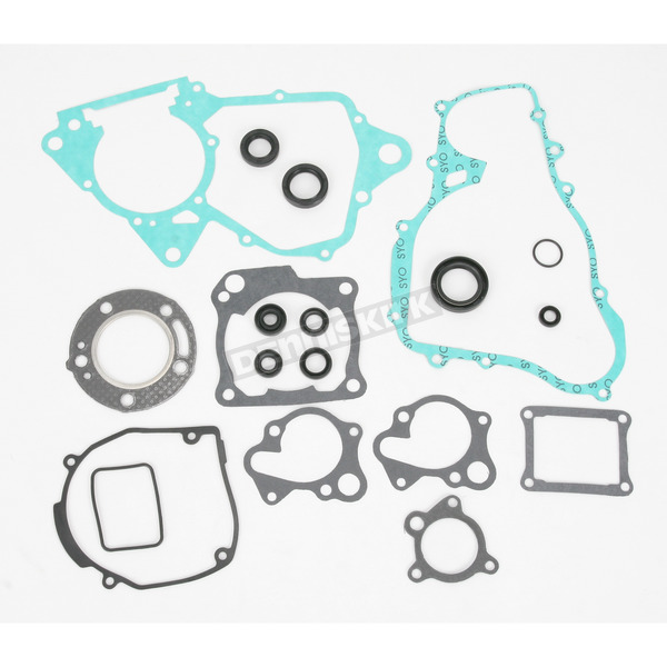 Moose Complete Gasket Set with Oil Seals - M811232