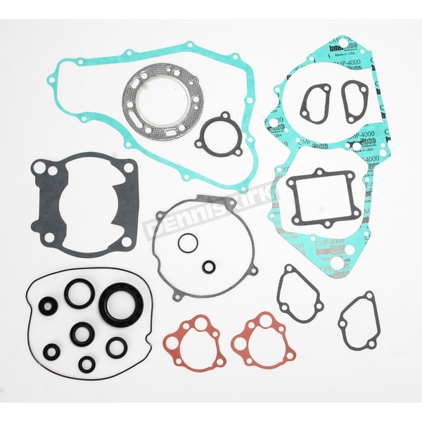 Moose Complete Gasket Set with Oil Seals - M811256