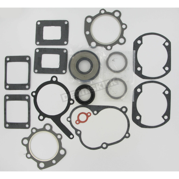 Winderosa 2 Cylinder Complete Engine Gasket Set - 711147