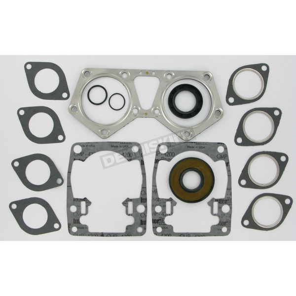 Winderosa 2 Cylinder Complete Engine Gasket Set - 711270