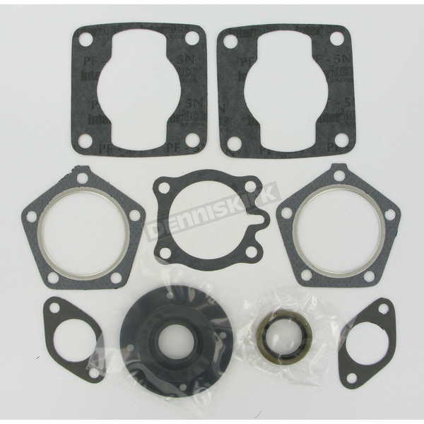 Winderosa 2 Cylinder Complete Engine Gasket Set - 711073