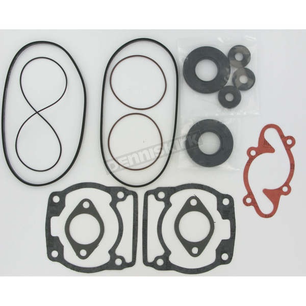 Winderosa 2 Cylinder Complete Engine Gasket Set - 711163