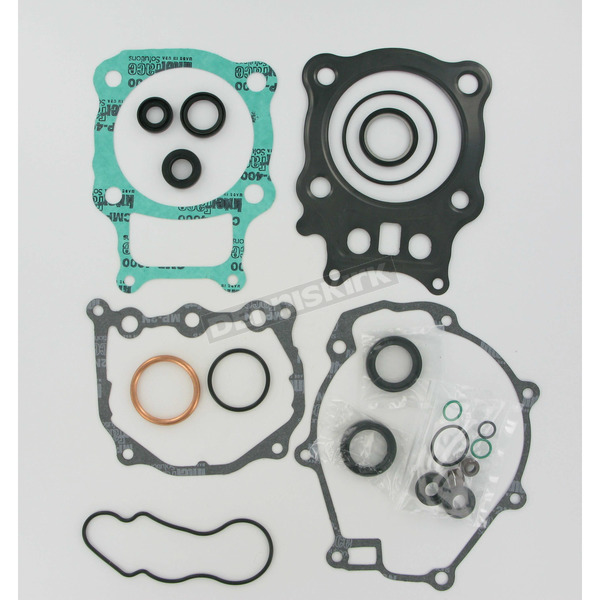 Moose Complete Gasket Set with Oil Seals - 0934-0418