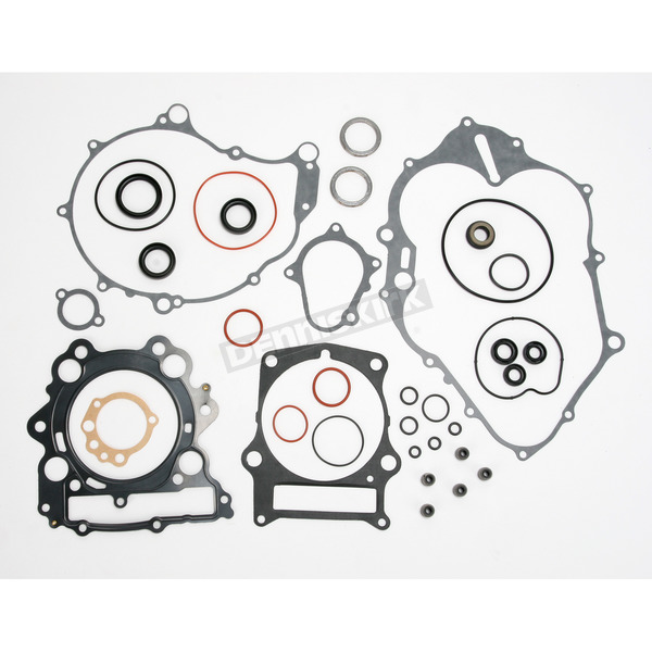 Moose Complete Gasket Set with Oil Seals - 0934-0436
