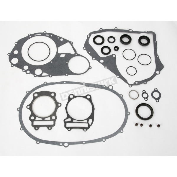 Moose Complete Gasket Set with Oil Seals - 0934-0444