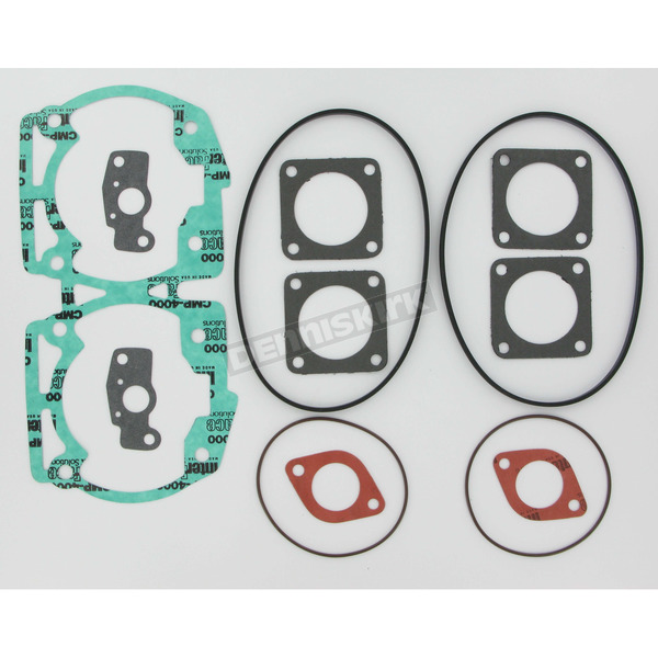 Winderosa 2 Cylinder Full Top Engine Gasket Set - 710197