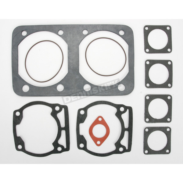 Winderosa 2 Cylinder Full Top Engine Gasket Set - 710178