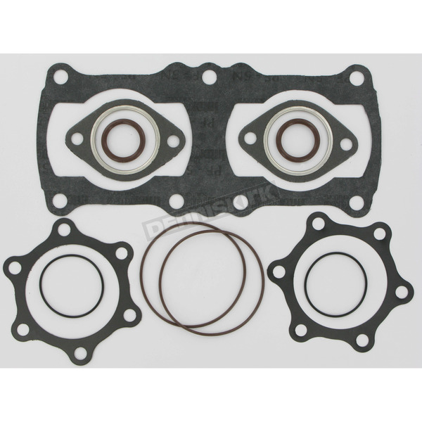 Winderosa 2 Cylinder Full Top Engine Gasket Set - 710209