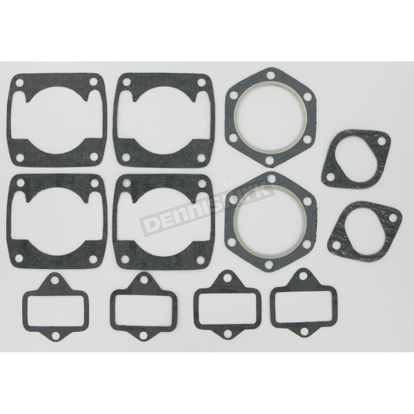 Winderosa 2 Cylinder Full Top Engine Gasket Set - 710106B