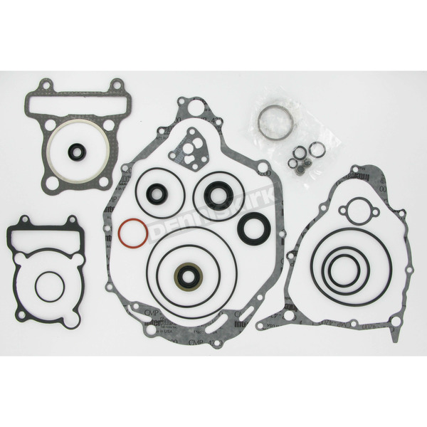Moose Complete Gasket Set with Oil Seals - 0934-0634