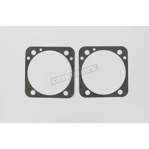 Cometic Single-Layer Steel (SLS) Base Gaskets for 4.125 in. TP cylinder, .010 in. - C9873