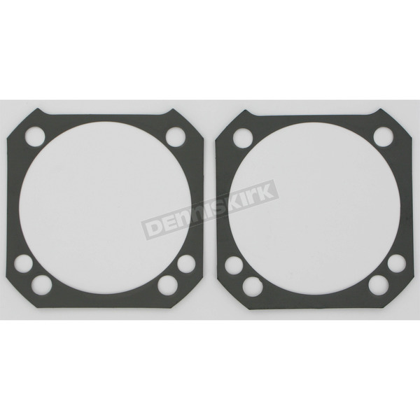 Cometic Single-Layer Steel (SLS) Base Gaskets w/4.125 in. bore, .010 in. - C9938