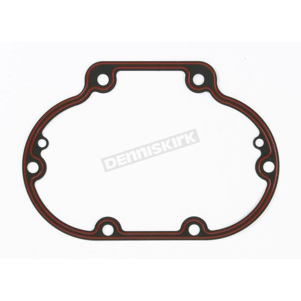 Genuine James Clutch Release Cover Gasket Metal w/ Beading - 36805-06-X
