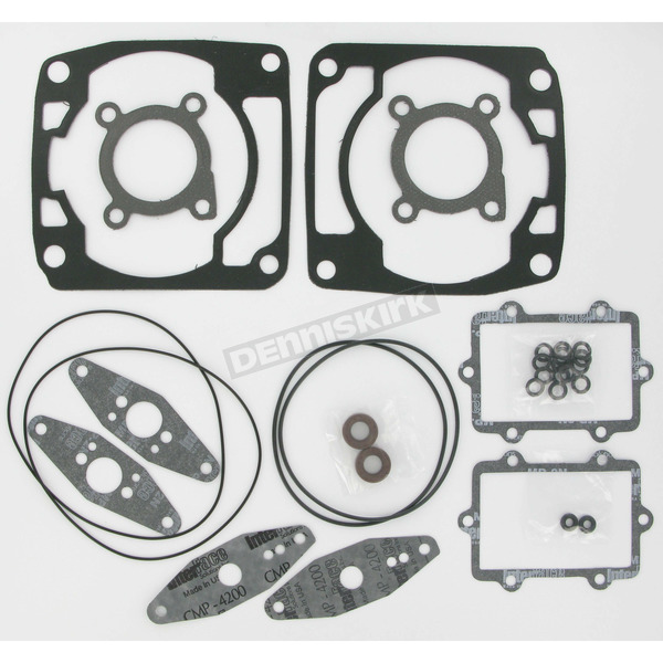 Winderosa 2 Cylinder Engine Full Top Gasket Set - 710296