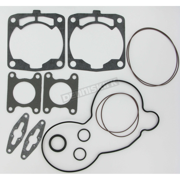 Winderosa 2 Cylinder Engine Full Top Gasket Set - 710298
