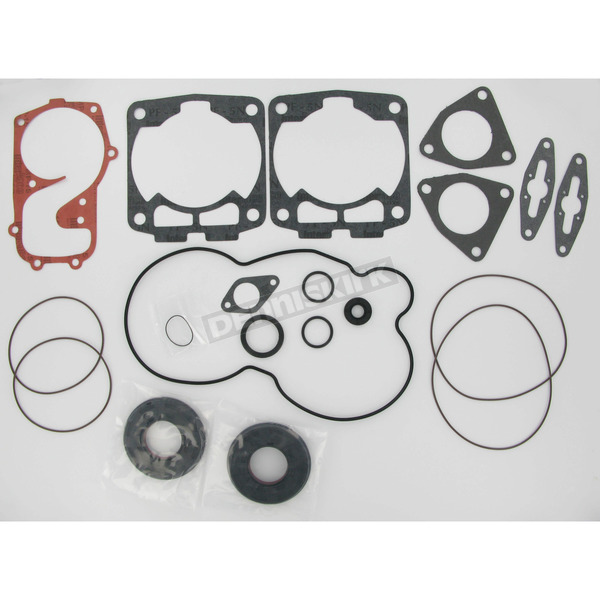 Winderosa 2 Cylinder Engine Complete Gasket Set - 711297