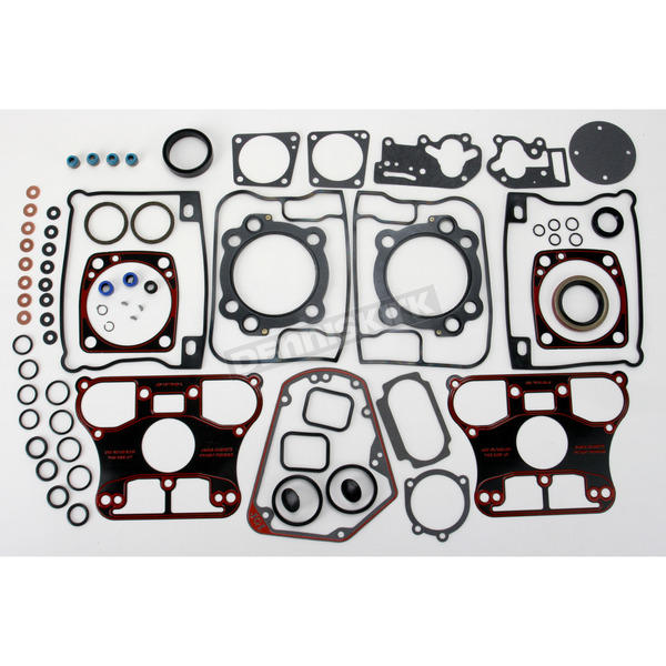 Genuine James Motor Gasket Set w/MLS Head Gasket - 17041-92-MLS