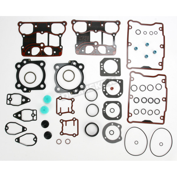 Genuine James Top End Gasket Set w/MLS Head Gasket - 17054-99-MLS
