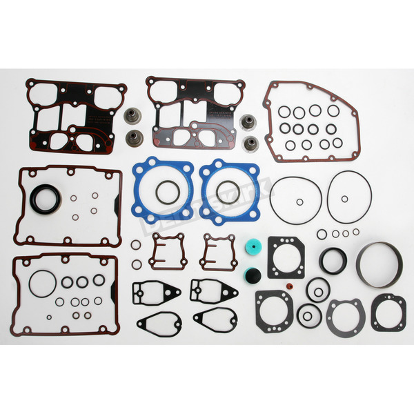 Genuine James Motor Gasket Set w/.046 in. Head Gasket - 17055-05