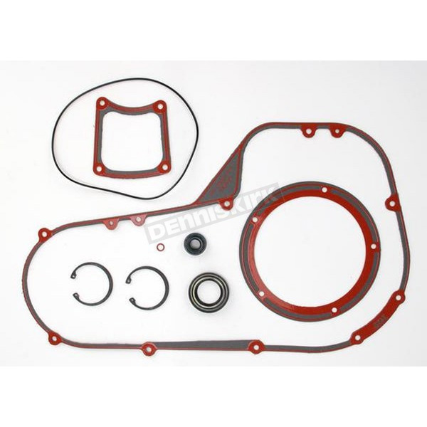 Genuine James Primary Gasket, Seals and O-Ring Kit - 34901-05-K
