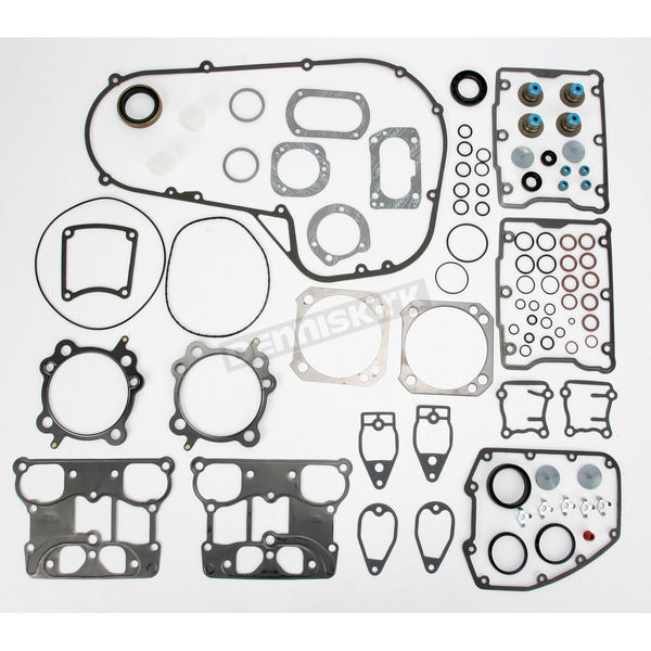 Cometic Extreme Sealing Technology (EST) Complete Gasket Set for Models w/4 1/8 in. Bore - C9222