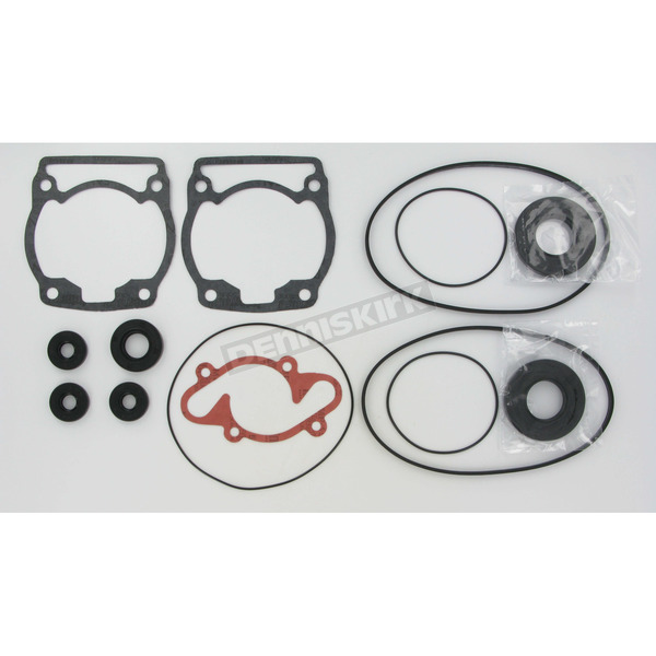 Winderosa 2 Cylinder Complete Engine Gasket Set - 711163A
