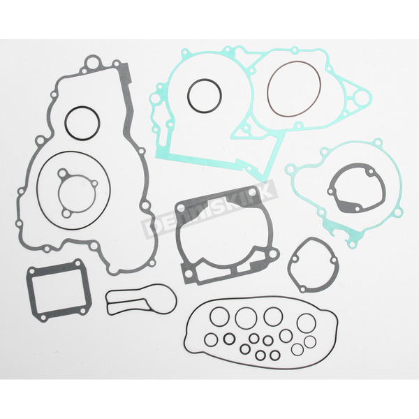 Moose Complete Gasket Set without Oil Seals - 0934-1687