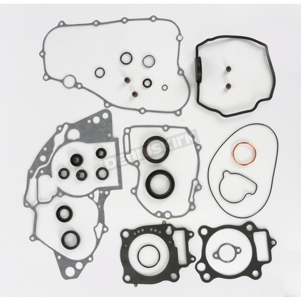 Moose Complete Gasket Set with Oil Seals - 0934-1886